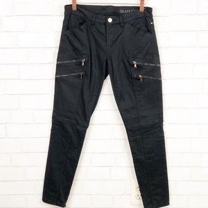 Blank NYC NWOT Black Stretch Skinny Pants Size 26